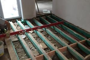 Mirbud - Rénovation intérieure
